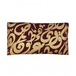 Calligraphy Clutch (Cherry Blossom)