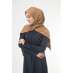 Caramel Nude Maxi Jersey Hijab