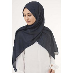 Moonlight Star Crepe Hijab